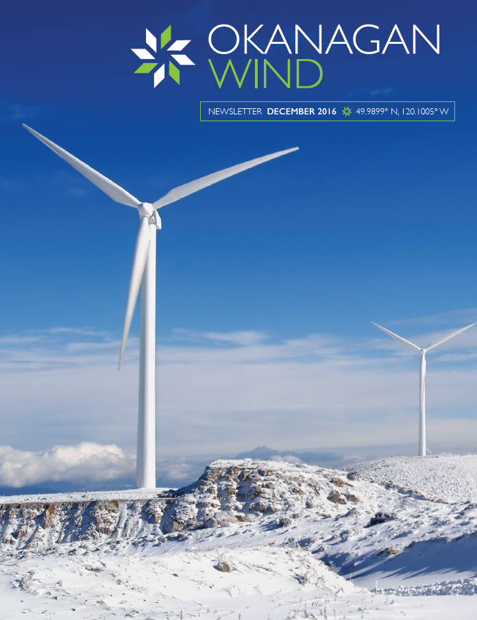 Ok Wind december cover