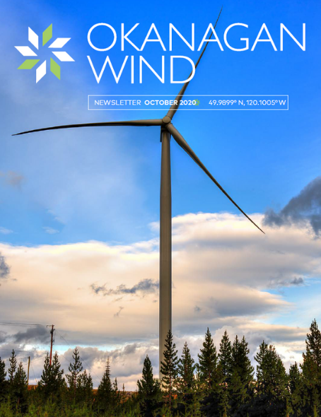 Okanagan wind newsletter